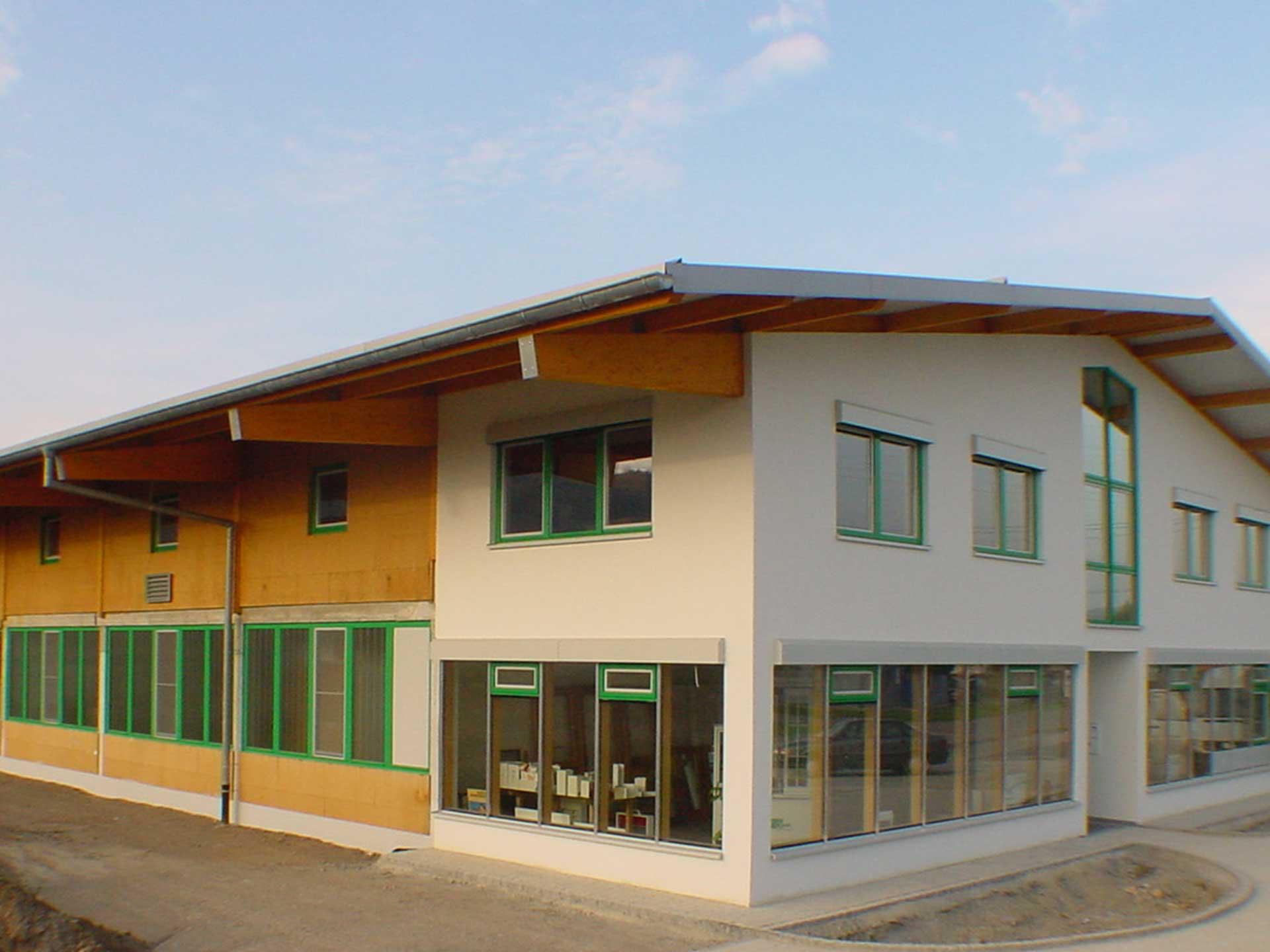 Ansprechend Holzständerbauweise Kosten Galerie Von Triebau